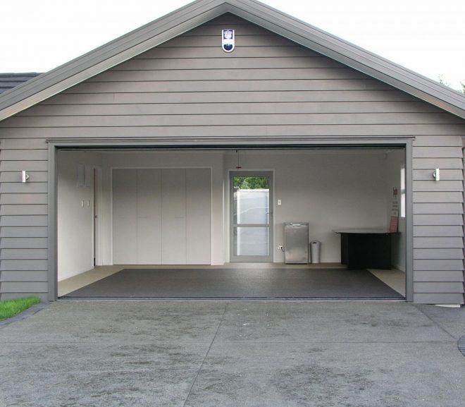 Assurer la sécurité dans le garage