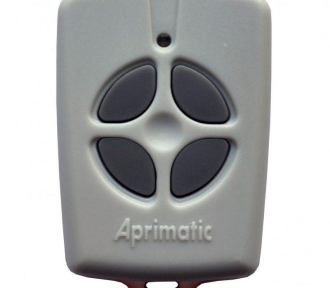 télécommande de portail APRIMATIC