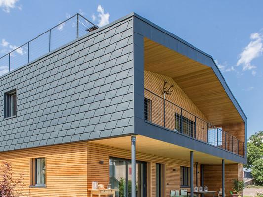 maison autonome et écologique